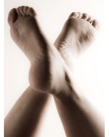 Περιποιηθείτε Άμεσα τα Πόδια σας!