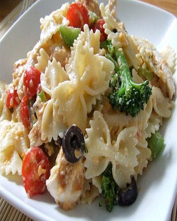 Συνταγή Σαλάτα Ζυμαρικών