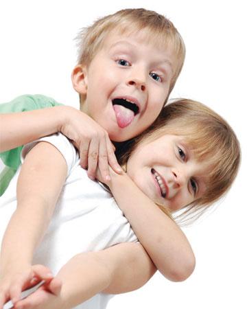 Τα Παιδιά μας & οι Φίλοι τους