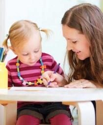 Πώς να Επιλέξουμε την Γυναίκα που θα Κρατάει το Παιδί μας;