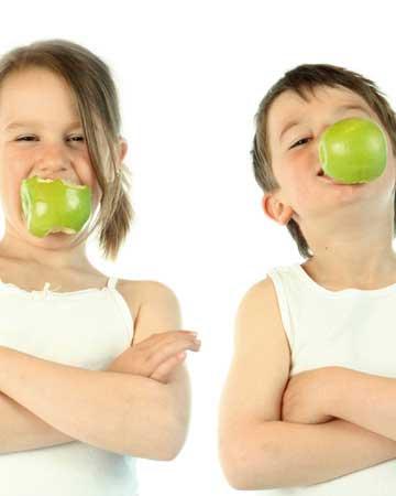 """Τροφές...""""Φάρμακα"""" για τον Οργανισμό των Παιδιών"""