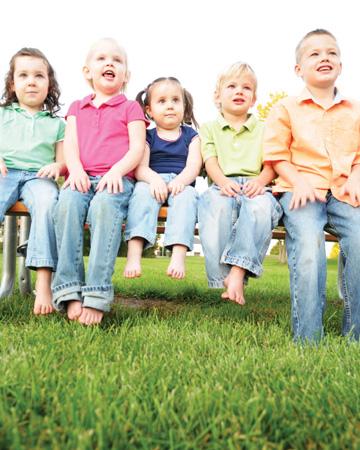 Κοινωνικότητα στη Παιδική Ηλικία