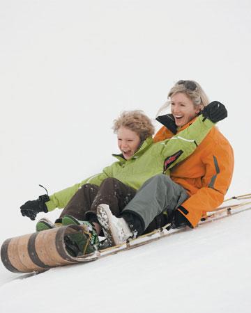 Πότε να Ξεκινήσει Σκι το Παιδί μου?