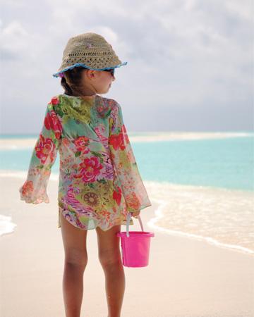 Στην παραλία με ασφάλεια