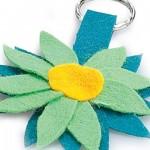 Δώρο Λουλούδι Μπρελόκ για Παιδικό Πάρτι
