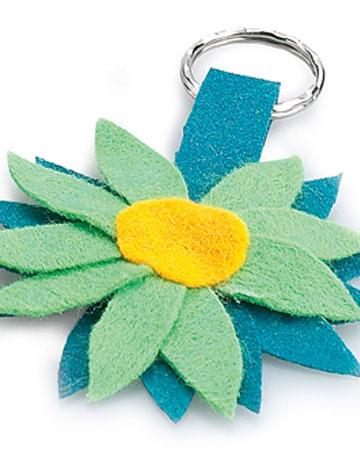 Δώρο μπρελόκ Λουλούδι