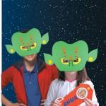 Πάρτι Διάστημα - Δώρο Μάσκα