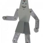 Πρόσκληση Ρομπότ για Παιδικό Πάρτι