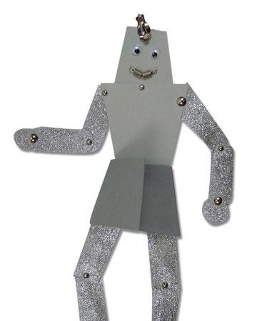 Πάρτι Ρομπότ - Πρόσκληση Σιδεράνθρωπος