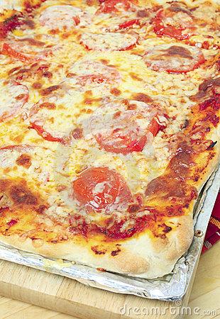 Συνταγή για Πίτσα