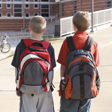 Μαμάδες ή Παιδιά στο Σχολείο;