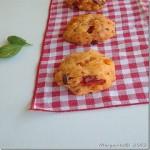 Pizza muffin τα αυτοσχέδια