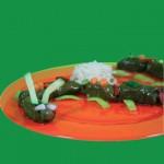 Συνταγή με Ντολμαδάκια για την Νηστεία