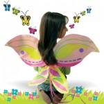 Χειροποίητη Στολή για το Καρναβάλι, Πεταλούδα