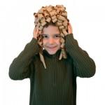 Αποκριάτικη Περούκα για Παιδιά