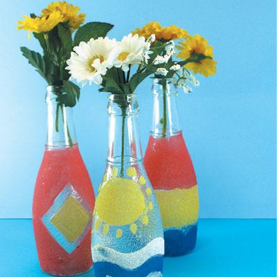 Βάζο με Άμμο Χρωματιστή images