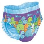 Aδιάβροχες πάνες μαγιό Swimpants από τη Libero
