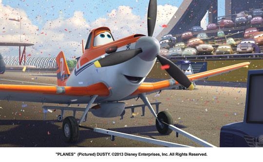 «Αεροπλάνα» (Planes) η νέα ταινία της DISNEY