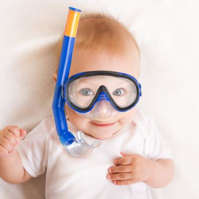 Καθαρισμός Μύτης για Μωρά