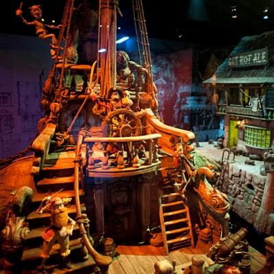 Καπετάνιοι & Πειρατές στο The Mall Athens