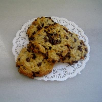 Συνταγή για Μπισκότα με ΣοκολάταΣυνταγή για Μπισκότα με Σοκολάτα