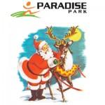 Ο Άγιος Βασίλης Φέτος Ξεκινά το Ταξίδι του από το Junior Paradise