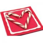 Κάρτα Αγίου Βαλεντίνου με Καραμέλες