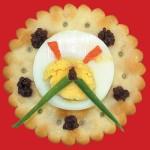 Αλμυρά Σνακ για Παιδιά με Αυγό