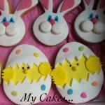 Πασχαλινά Μπισκότα από το Μy Cakes