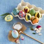 Διακοσμήστε τα Αυγά σας με φυσικούς τρόπους