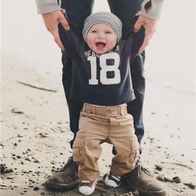 Τα Βήματα Ανάπτυξης του Μωρού σας