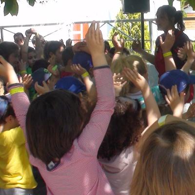 Καλλιτεχνικό Summer Camp του Μορφές Έκφρασης