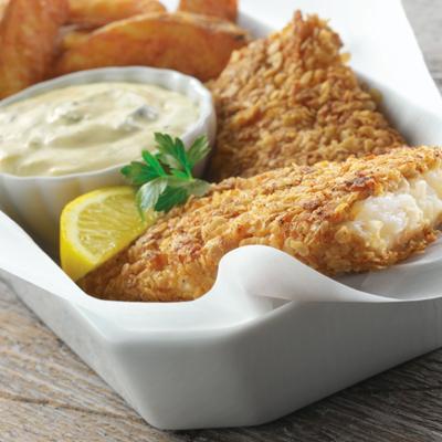 Συνταγή Ντιπ Μαγιονέζας για Ψάρια