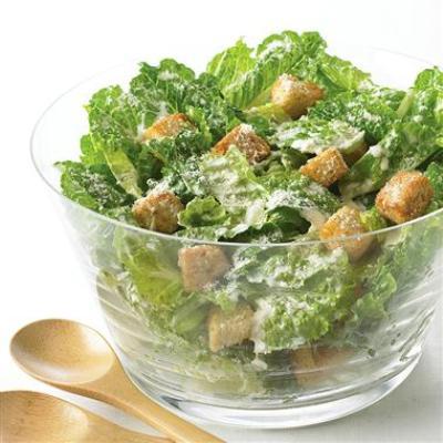 Συνταγή Ντρέσινγκ για Σαλάτα του Καίσαρα