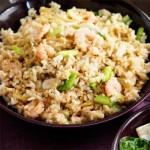 Συνταγή για Τηγανητό Ρύζι με Αυγό