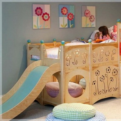 Ανανεώστε το Παιδικό του Δωμάτιο