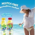 Nestea Free: 100% Aπόλαυση, Χωρίς Θερμίδες