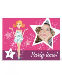 Προσωποποιημένη Πρόσκληση, Αξέχαστο Πάρτυ, 20 τμχ ΜΟΝΟ 25€!
