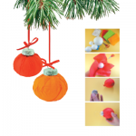 Χριστουγεννιάτικη Κατασκευή από Χαρτί για Παιδιά