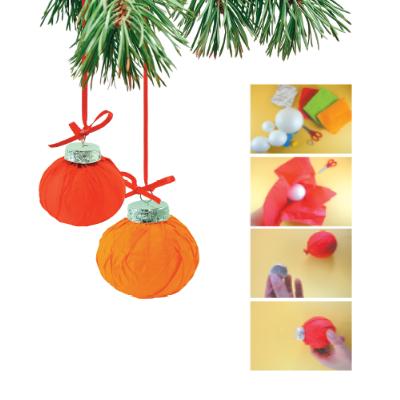 Χριστουγεννιάτικες Διακοσμητικές Μπάλες, για Παιδιά