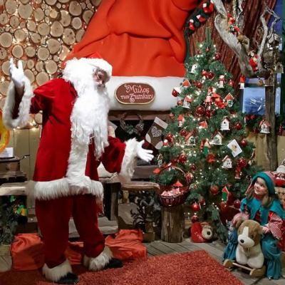"""Χριστούγεννα στα Τρίκαλα -  """" Ο Μύλος των Ξωτικών"""""""