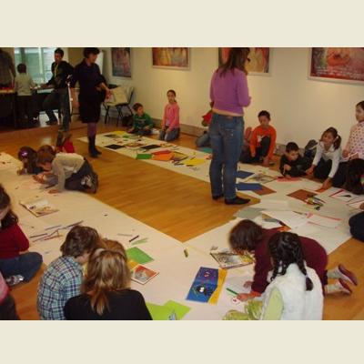 Εργαστήρι Αφήγησης για Παιδιά  5-8 Ετών
