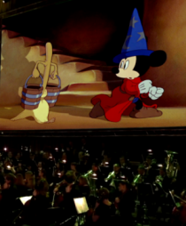 Disney's Fantasia Live in Concert στο Badminton