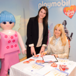 To PLAYMOBIL play & give στηρίζει έμπρακτα τους σκοπούς του Συλλόγου Όραμα Ελπίδας