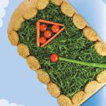 Εύκολη Συνταγή, Μπιλιάρδο  με Λαχανικά