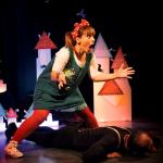 Η παιδκή παράσταση «Παιχνιδομαγέματα»  συνεχίζεται!