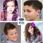 Χτενίσματα για Aγόρια και Κορίτσια από την Adelco Kids