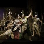 » Η Ιλιάδα» σε Σκηνοθεσία Κάρμεν Ρουγγέρη στο Ίδρυμα Μιχάλης Κακογιάννης