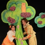 «O Πόλεμος της Κουτσουλιάς » του Ευγένιου Τριβιζά στο Θέατρο Ακάδημος
