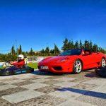 Ολοκληρώθηκε ο Διαγωνισμός για  Συνοδήγηση σε Ferrari…